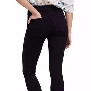 Free People women's black  jeans